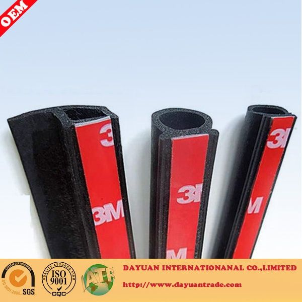 Auto sealing strip