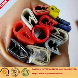 Automobile decoration rubber sealing strip