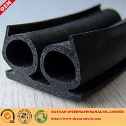 The car door and engine cover sealing strip